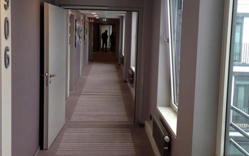 Zimmer und Flure Hotel Am Zirkus 1 Berlin