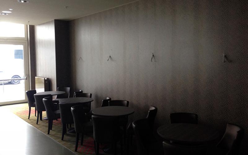 Buffet und Restaurantbereich Hotel Am Zirkus 1 Berlin