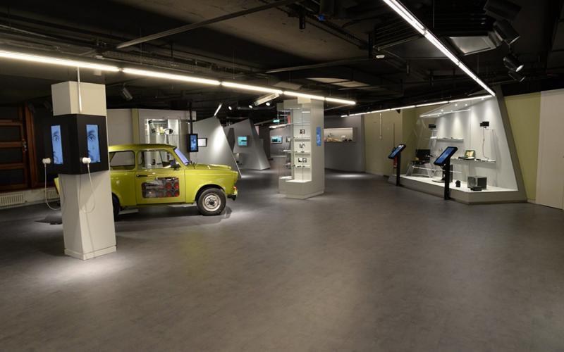 Spy Museum Berlin - komplette Malerarbeiten